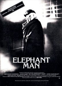 Copertina di 'The Elephant Man'