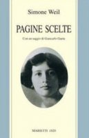 Pagine scelte - Simone Weil