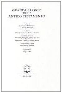 Copertina di 'Grande lessico dell'Antico Testamento. Vol VIII'