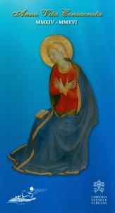 Copertina di 'Anno della vita consacrata. Preghiere'