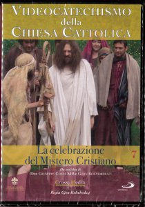 Copertina di 'Videocatechismo della Chiesa Cattolica, Vol. 7'