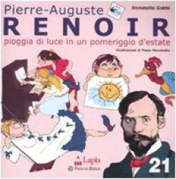 Copertina di 'Renoir. Pioggia di luce in un pomeriggio d'estate'