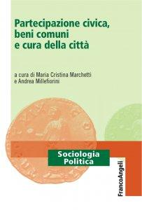 Copertina di 'Partecipazione civica, beni comuni e cura della città'