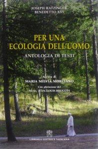Copertina di 'Per una ecologia dell'uomo'