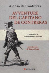 Avventure del capitano de Contreras libro, Contreras