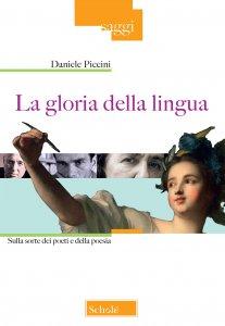 Copertina di 'La gloria della lingua'