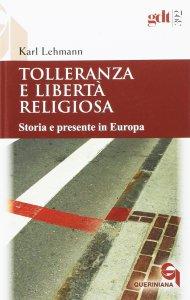 Copertina di 'Tolleranza e libertà religiosa'