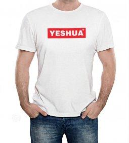 """Copertina di 'T-shirt """"Yeshua"""" - taglia L - uomo'"""