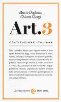 Costituzione italiana: Articolo 3 - Dogliani Mario, Giorgi
