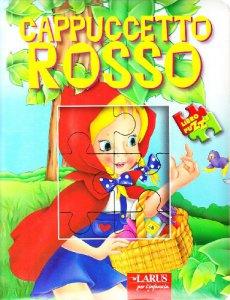 Copertina di 'Cappuccetto Rosso. Libro puzzle'