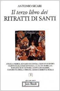 Copertina di 'Il terzo libro dei ritratti di santi'