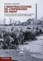 L' industrializzazione del comprensorio Vajont. Intervento speciale, ricostruzione economica e sviluppo dopo la catastrofe (1963-2000) - Amantia Agostino