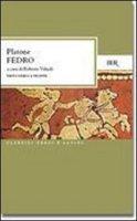 Fedro. Testo greco a fronte - Platone