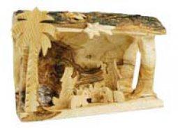 Presepi Di Legno Betlemme : Schizzo disegno e base del presepe u parte