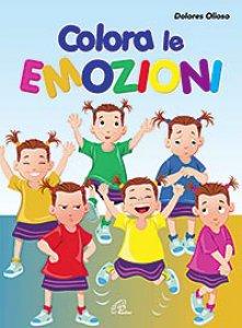 Copertina di 'Colora le emozioni'
