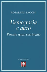 Copertina di 'Democrazia e altro'
