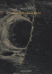Copertina di 'Architectura in nuce'