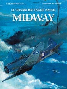 Copertina di 'Midway. Le grandi battaglie navali'