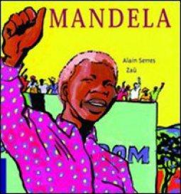 Copertina di 'Mandela'
