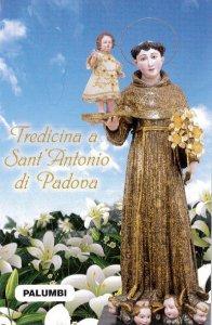 Copertina di 'Tredicina a Sant'Antonio di Padova'