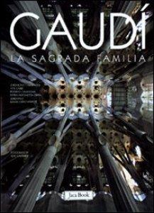 Copertina di 'Gaudì. La Sagrada Familia'
