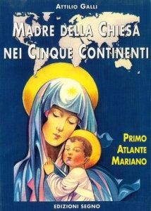 Copertina di 'Madre della Chiesa nei cinque continenti'