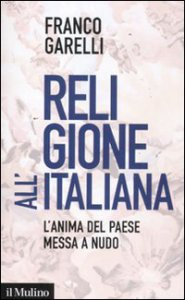 Copertina di 'Religione all'italiana'