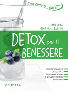 Copertina di 'Detox per il benessere'