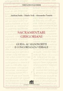 Copertina di 'Sacramentari gregoriani'
