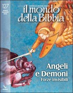 Copertina di 'Angeli e Demoni. Forze invisibili'