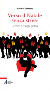 Copertina di 'Verso il Natale senza stress. Pensieri per ogni giorno'