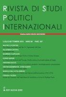 Rivista di Studi Politici Internazionali. Fascicolo 1/2016