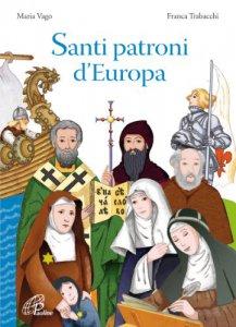 Copertina di 'Santi patroni d'Europa'