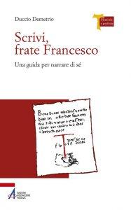 Copertina di 'Scrivi frate Francesco'