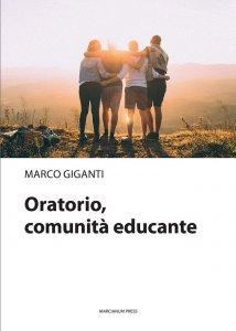 Copertina di 'Oratorio, comunità educante'