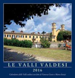 Copertina di 'Le valli valdesi 2016'