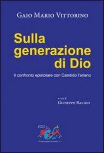 Copertina di 'Sulla generazione di Dio'
