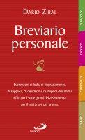 Breviario personale - Zibal Dario