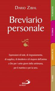 Copertina di 'Breviario personale'