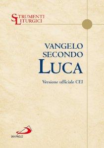 Copertina di 'Vangelo secondo Luca'
