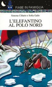 Copertina di 'L'elefantino al Polo Nord'
