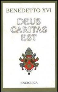 Copertina di 'Deus caritas est'