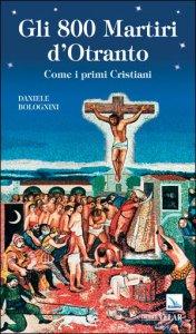 Copertina di '800 martiri d'Otranto'