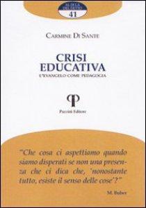 Copertina di 'Crisi educativa'