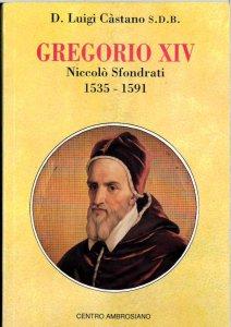 Copertina di 'Gregorio XIV. Niccolò Sfondrati 1553-1591'