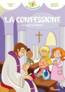 Copertina di 'La confessione e il tesoro del perdono'