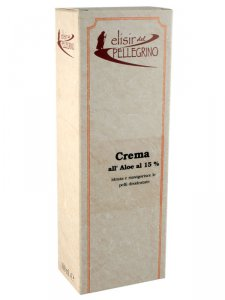 Copertina di 'Crema all'aloe 100 ml.'