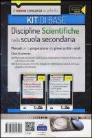 CC 4/28 CC 4/29 Discipline scientifiche nella scuola secondaria. Manuali... Classi di concorso: A28, A50, A059, A060. Kit di base. Con espansione online