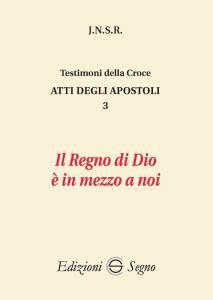 Copertina di 'Atti degli apostoli 3'
