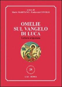 Copertina di 'Omelie sul Vangelo di Luca'